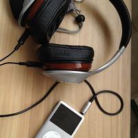 ebay网购的天龙 Denon 7100和600耳机
