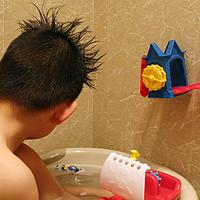 只洗澡多无聊——施巴泡泡浴露和洗浴玩具