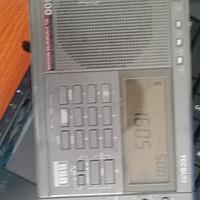 TECSUN 德生 PL-600 高性能全波段数字调谐立体声收音机