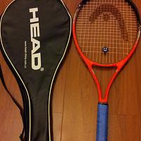 Head 海德 Radical Metallix 穆雷签名版 科技碳复合网球拍和 Nike 耐克 男式 透气网球鞋