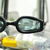 廉价近视游泳眼镜——JIE JIA 捷佳 近视防雾泳镜OPT1003