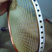 羽毛球屌丝的神器——victor 胜利 超级纳米6 羽毛球拍