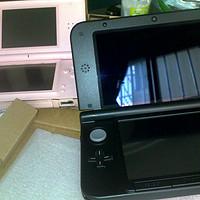 任饭最终的觉悟——Nintendo 任天堂 3DS LL SPR-S-RKAA 掌上游戏机 日淘记