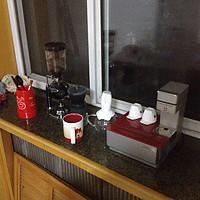 这些年陪伴我的设备——咖啡篇 HARIO 手摇磨豆机 MSCS-2TB 、虹吸壶、奶泡器 CQT-45、illy Y-1 胶囊咖啡机