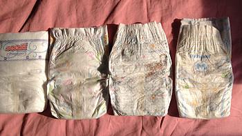 那些日子用过的纸尿裤点评:花王Merries、大王GOO.N、好奇Huggies、尤妮佳moony以及贝亲Pigeon