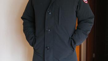 在天愿为比翼鸟,过冬还穿情侣鹅:Canada goose 加拿大鹅 chateau 男款 + kensington 女款 羽绒服