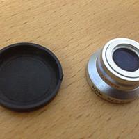 为了消费红包:双十二购入 磁吸式 广角微距 手机镜头