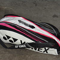 送给自己的18岁生日礼物——YONEX 尤尼克斯 BAG 1202JP版 6支装羽毛球包