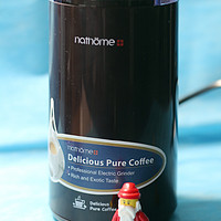 nathome 北欧欧慕 NMD266 电动磨豆机