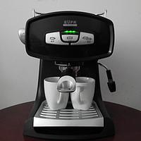 亲手煮咖啡,和速溶说再见:灿坤 TSK-1826B4 意式15bar 高压蒸汽咖啡机