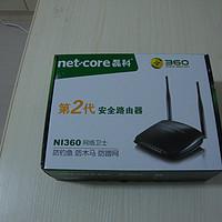 磊科NI360无线路由器改造升级记录