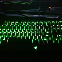 要的就是一种感觉:Razer 雷蛇 黑寡妇蜘蛛 BlackWidow Ultimate 游戏机械键盘 2013终极版