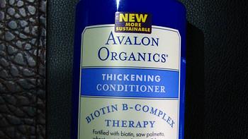 iHerb购物首单:Avalon 阿瓦隆 维B防脱 洗发水 + 护发素