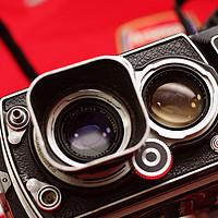 小wi的晒单:你是我的眼——Rolleiflex 禄莱 Automat mx 双反相机