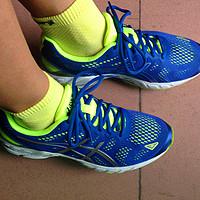 ASICS 亚瑟士 GEL-DS Trainer19 男款马拉松训练跑鞋 小晒