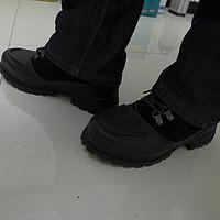 Fila 斐乐 Weathertec Shearling Strap 户外保暖雪地靴