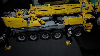 终极版 LEGO 乐高 科技系列 机械组 Technic 42009 移动起重机 改造炼成记