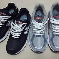 New Balance 新百伦 990v3 女款慢跑鞋 — 新晋妈妈的月子鞋