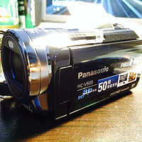 Panasonic 松下 HC-V500GK 高清数码摄像机
