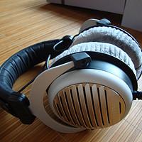 京东小神价入手beyerdynamic 拜亚动力 DT990 头戴式Hifi耳机