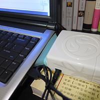 白菜带来的清凉夏日:笔记本 抽风式 散热器 简评