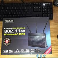 华硕双频千兆路由ASUS RT-AC68U 13天使用评测报告