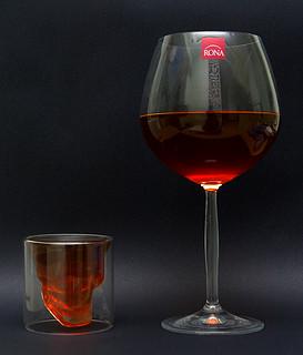 可以更加美好 - Rona 洛娜 610ml 水晶红酒杯评测