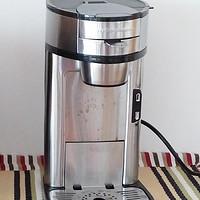 贵觉不值:Hamilton Beach 汉美驰 49981-CN 咖啡机