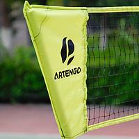 提着就走——迪卡侬 ARTENGO Easynet 便携羽毛球网架评测