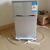 498元的 KONKA 康佳 BCD-102S 102升 双门冰箱