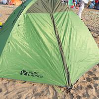 MOBI GARDEN 牧高笛采风4 户外帐篷
