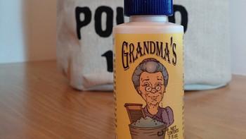 其实也没那么神奇:Grandma's Secret Spot Remover 衣物除渍去污剂