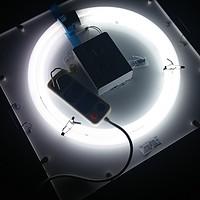 Panasonic 松下 未来光 TwinPa HFAC1057WS02 方形吸顶灯开箱以及简单评测