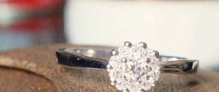 一波三折。。柯兰钻石戒指横向评测!