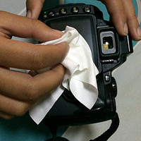 第一次用相机清洁布