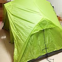 轻量化的实惠之选:MOBI GARDEN 牧高笛 帐篷系列 天轩2 双人帐篷