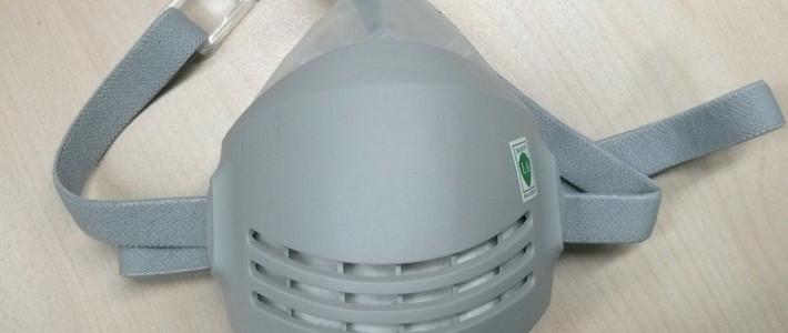 国产防尘口罩:思创 ST-AG 硅胶颗粒物呼吸器