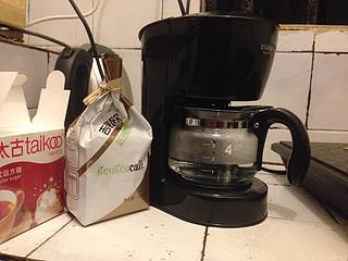 Diors的入门咖啡设备:39元的EUPA 灿坤 TSK-1171 滴漏式咖啡机
