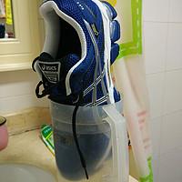 防水是关键:Asics 亚瑟士 GEL-CUMULUS 15 G-TX T3C4N 跑鞋