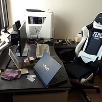 双十一第一件到货:DXRACER RX-ZERO Ⅱ人体工学电竞座椅