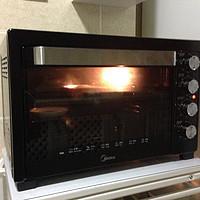 Midea 美的 T3-L385B 搪瓷内胆家用多功能电烤箱