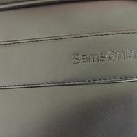 为了一个笔记本我反反复复配包容易吗,最后入 Samsonite 新秀丽 Luggage Leather 15.6寸 真皮公文包