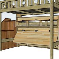 高低床的制作 篇一:初期设计&采购开工