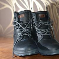 STP购入 ecco 爱步 Darren Plain Toe Gore-Tex 男款防水徒步靴 内有尺码对比