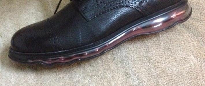 皮鞋 X 运动鞋?西班牙 Camper 看步 气垫雕花真皮高帮靴