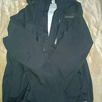 冬日轻薄之选:Marmot 土拨鼠 男式防风防水透气冲锋衣 F40490