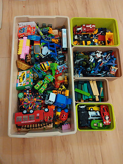 最美的玩具收纳盒_禧天龙 收纳套装