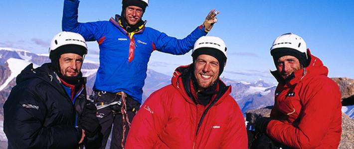 欧洲小众品牌:Berghaus 贝豪斯 Magma Down Extreme 高山级羽绒服