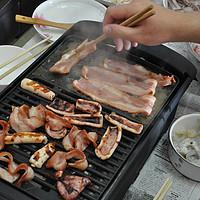 免费的午餐工具---威马无烟电烧烤炉