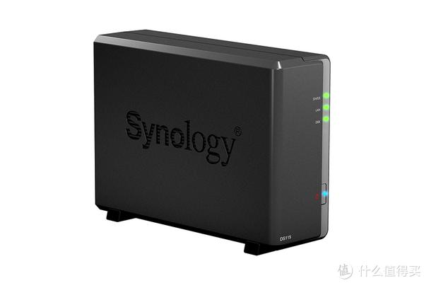 家用入门级NAS新选择:Synology 群晖 推出 DS115单盘位NAS服务器